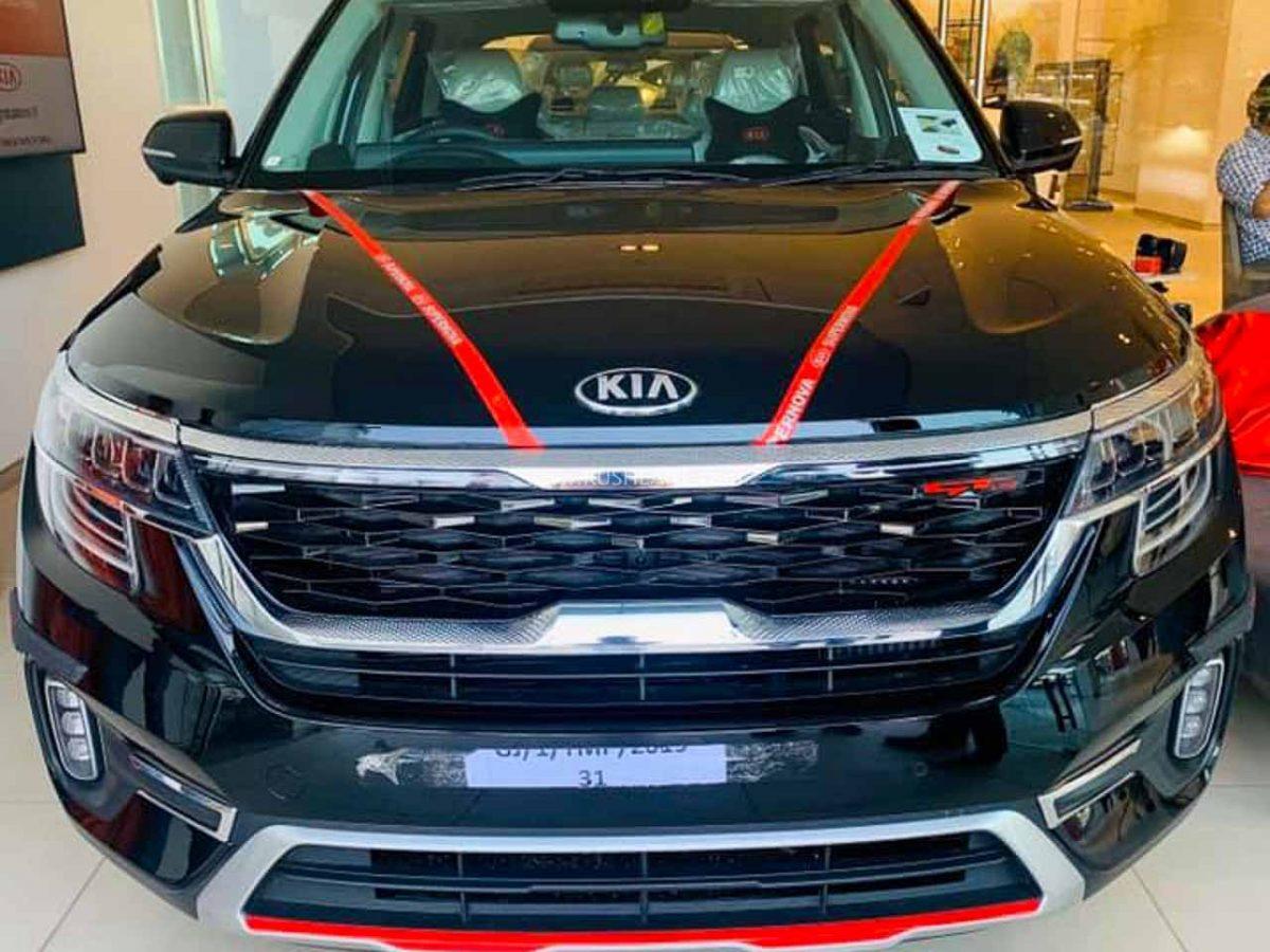 Kia Seltos Updated With New Features To Take On 2020 Hyundai Creta