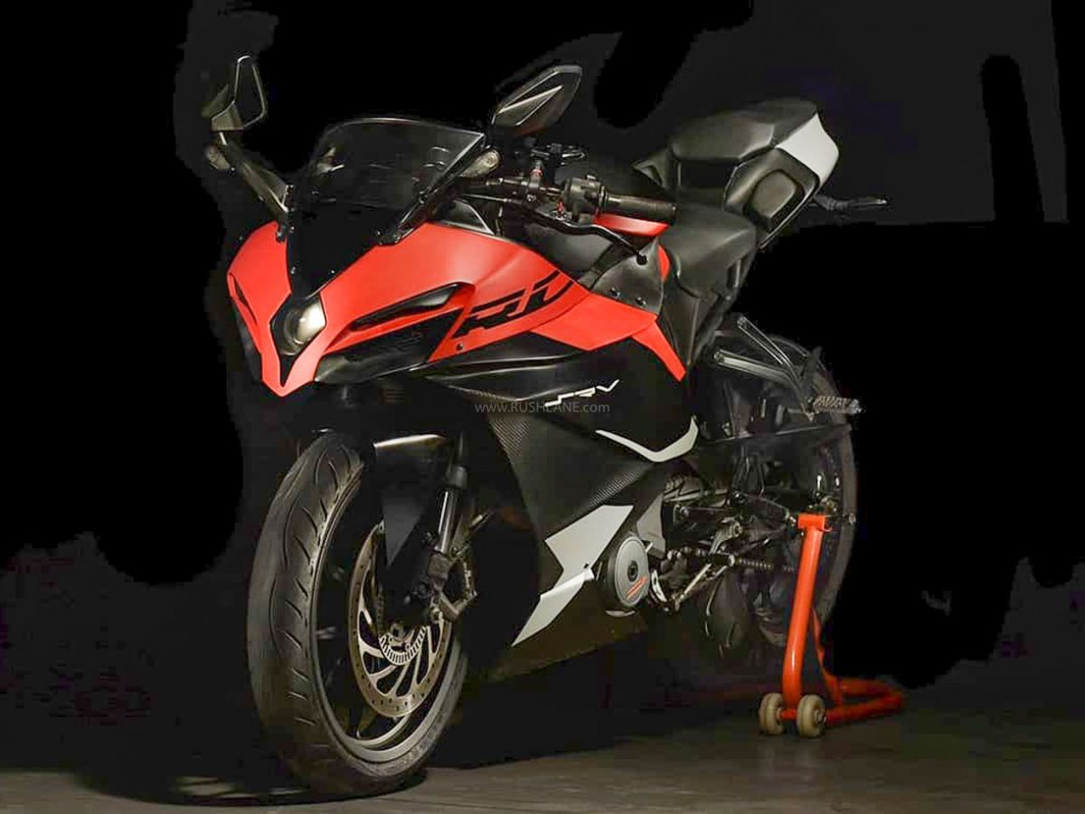 Ktm Rc 390 Modified As Final Year College Project Full Marks