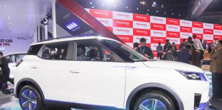 Mahindra XUV300 Electric Launch Delay