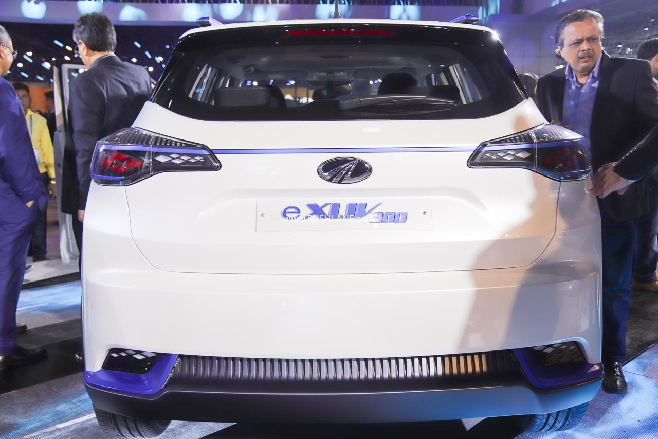 Mahindra XUV300 electric SUV