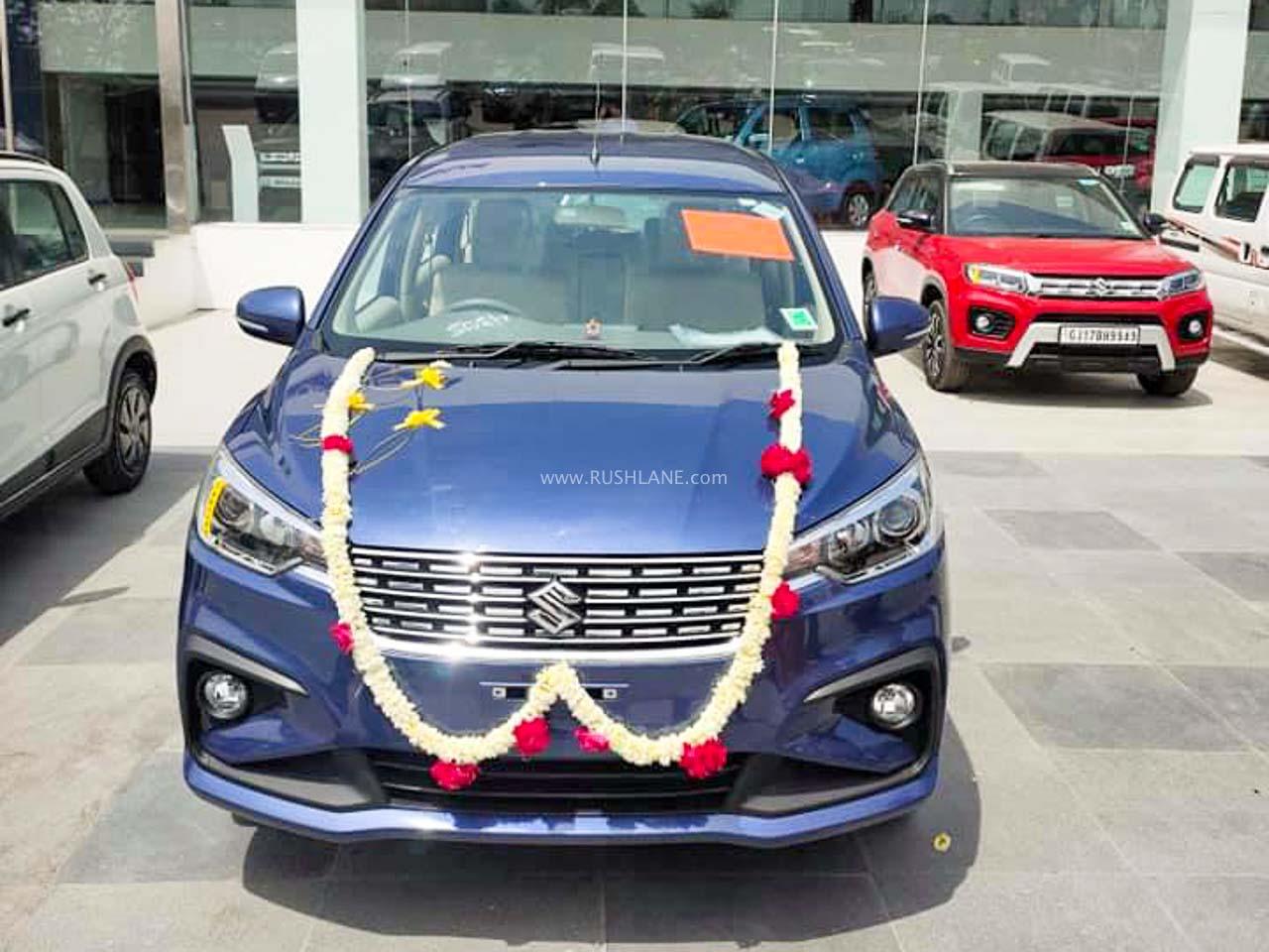 Maruti Ertiga diesel launch