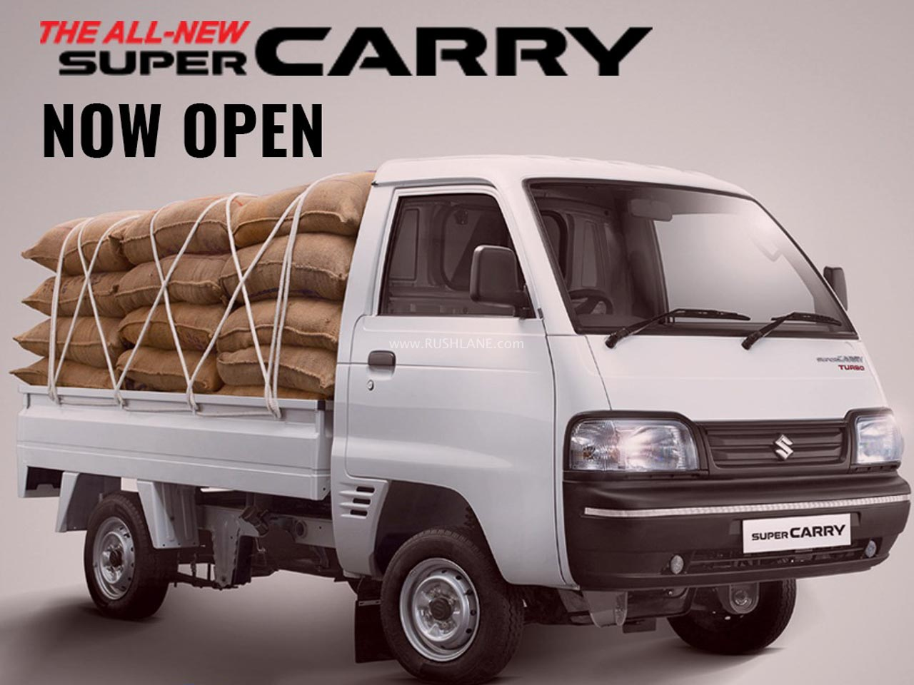 Maruti Super Carry BS6 CNG