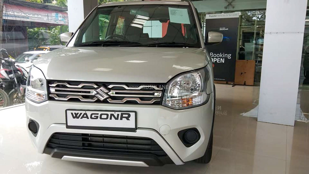 Maruti WagonR BS6