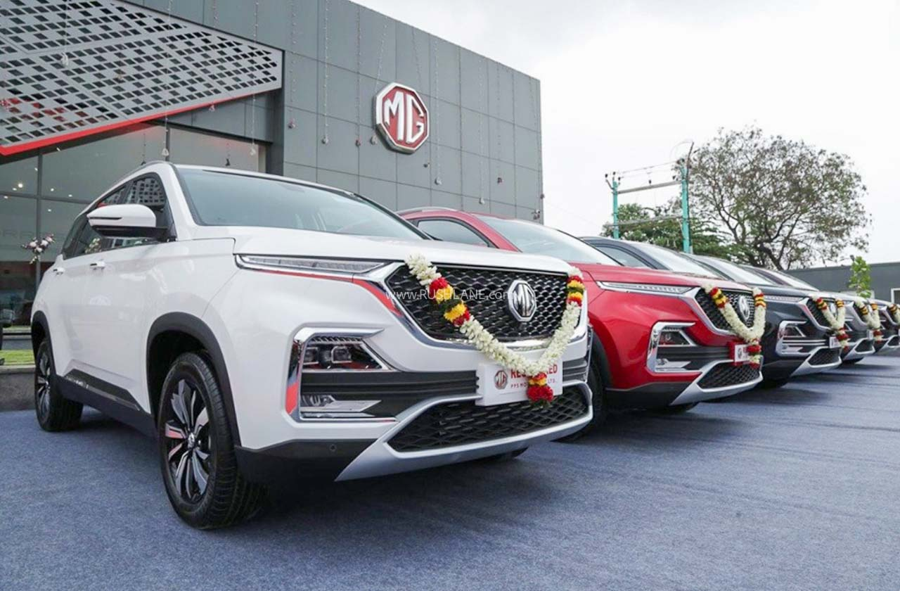MG Motor launches MY MG APP for Hector and ZS EV owners in India