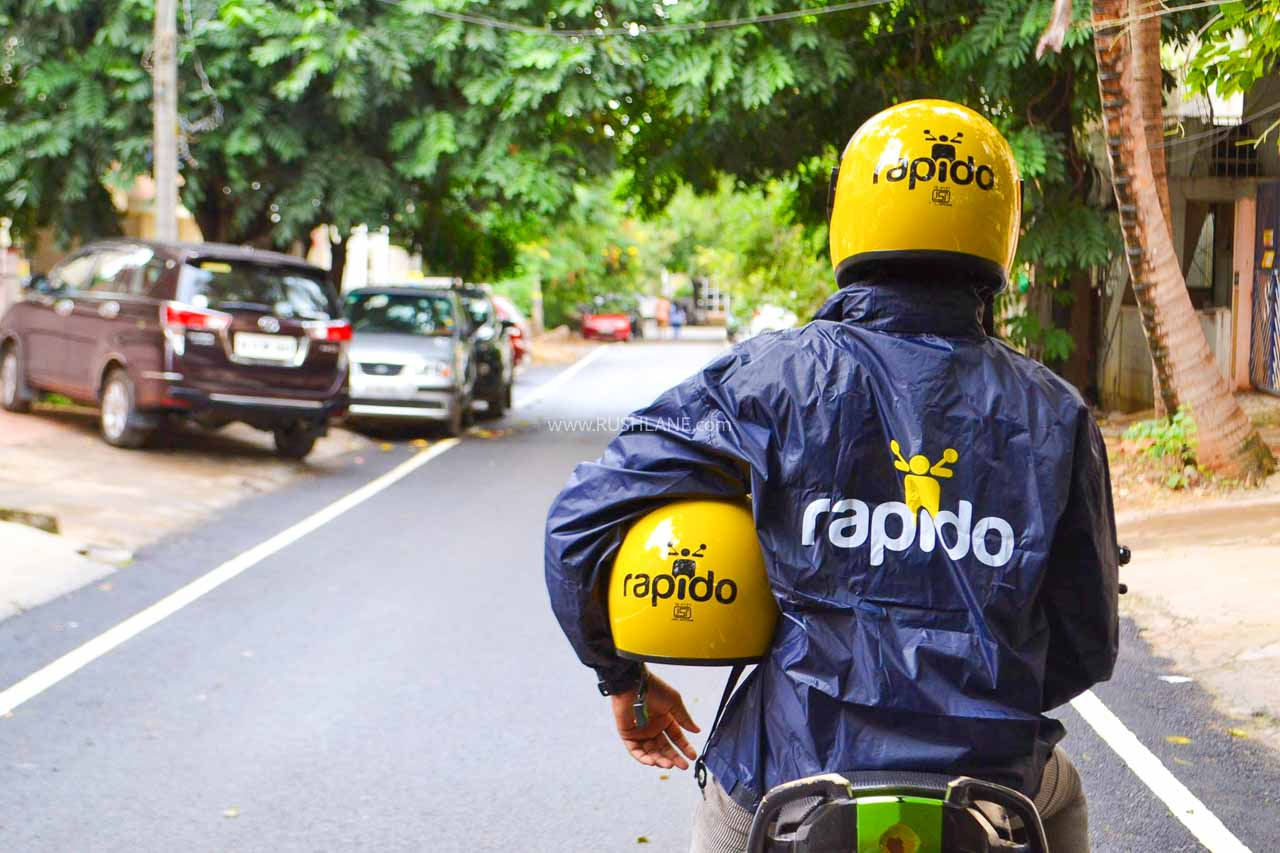 Rapido Food Delivery