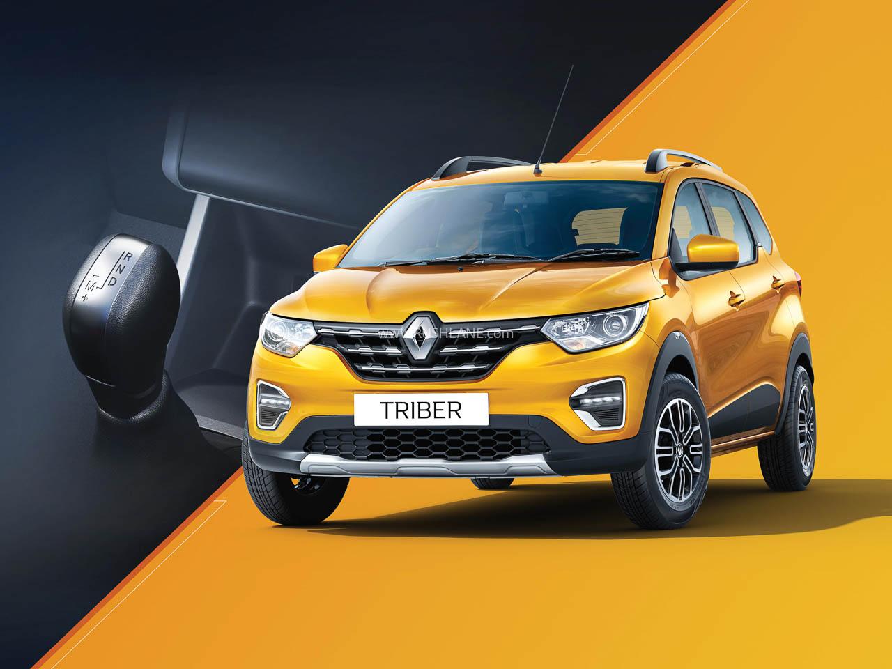 Renault Triber BS6
