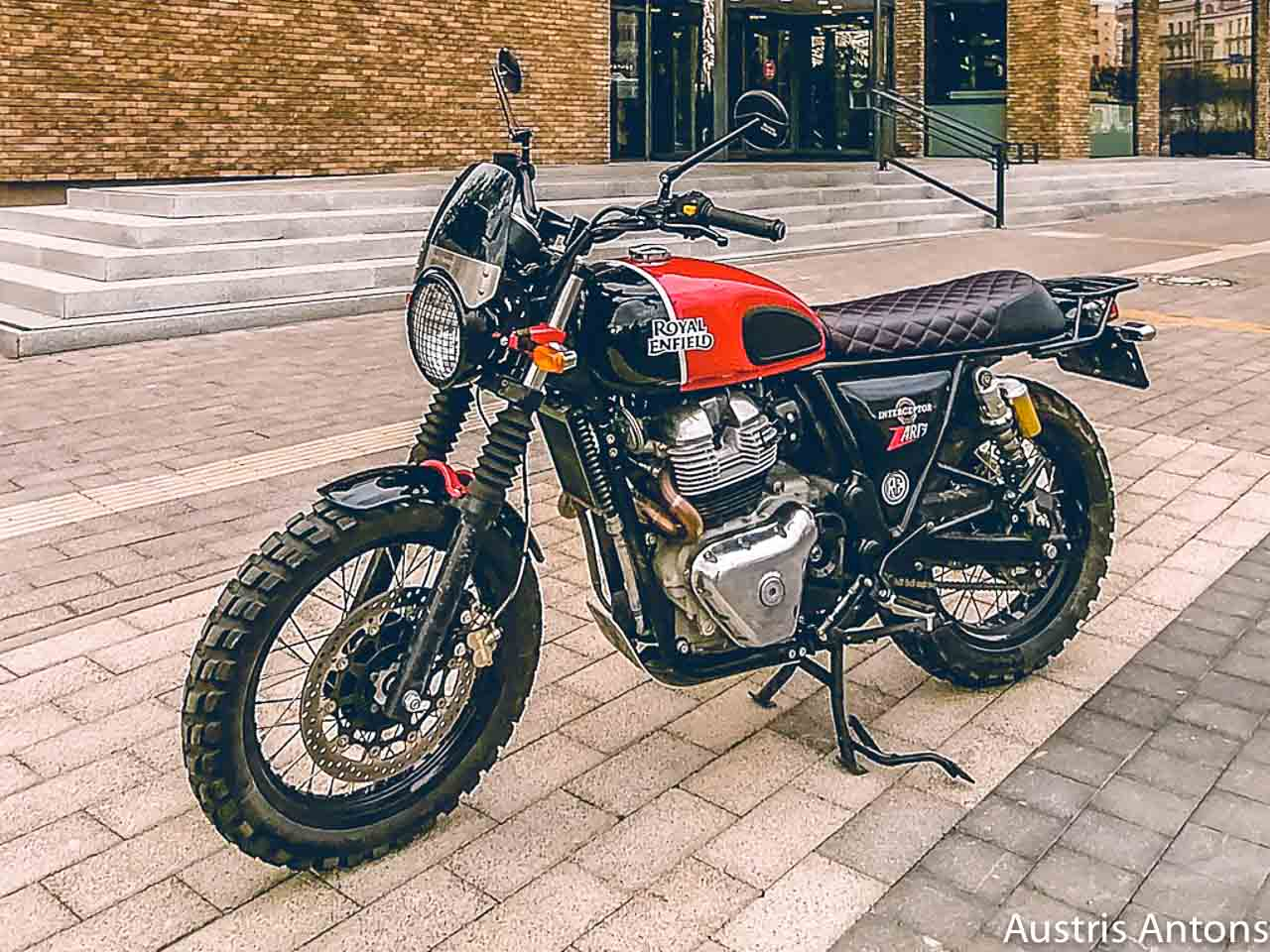 Royal Enfield 650 INT