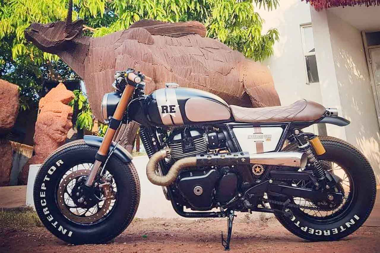 Royal Enfield 650 Twins Custom