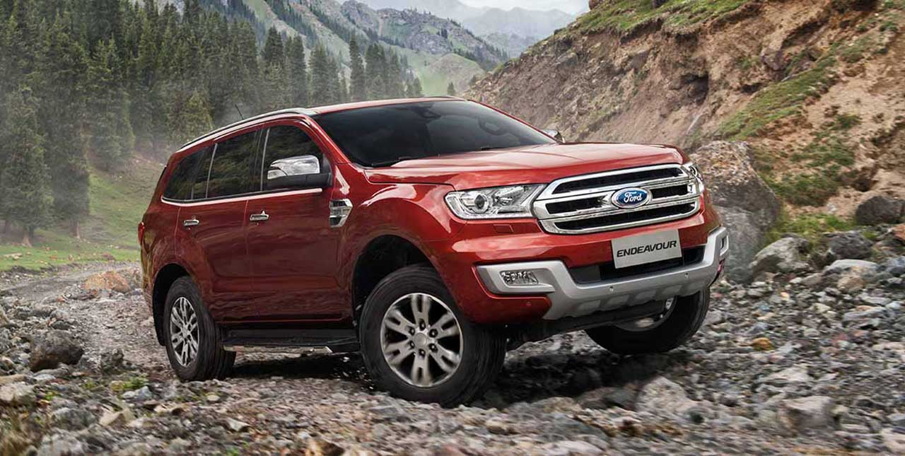 Ford Endeavour 3.2 TDCi