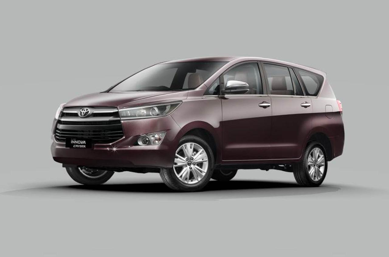 Toyota Innova Crysta 2.8 diesel