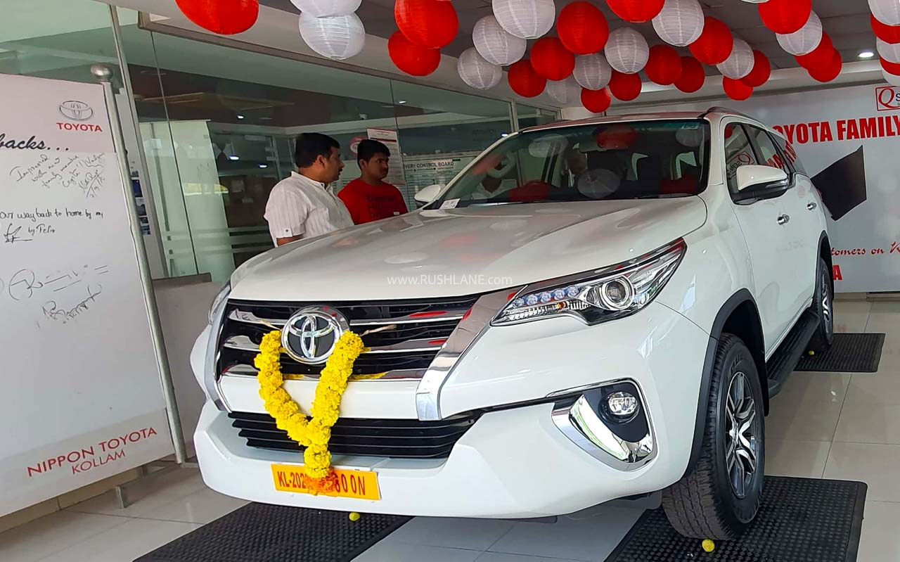 Toyota Fortuner, Innova, Glanza sales restart – Video message from MD