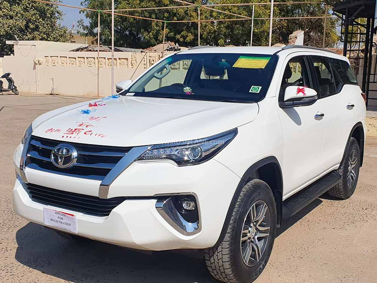 Toyota Fortuner BS6 Prices