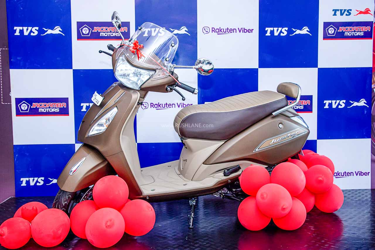 TVS Motor May 2020 Sales – Online bookings open for Apache, Jupiter, Ntorq