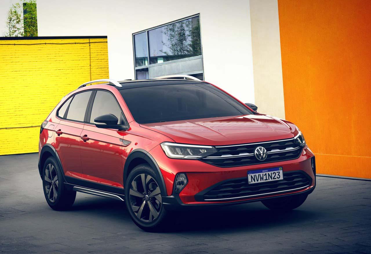 2021MY Volkswagen Nivus