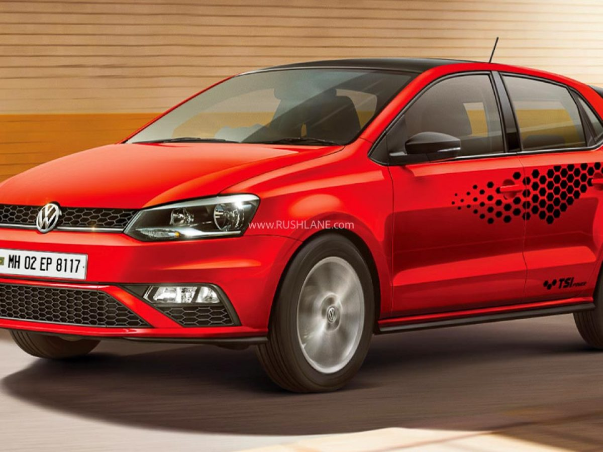 Volkswagen Vento Tsi Polo Tsi Edition Based On Highline Plus Mt Launched