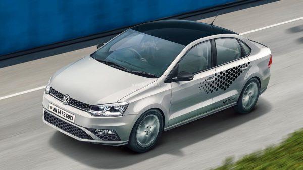 Volkswagen Vento BS6 TSI Edition