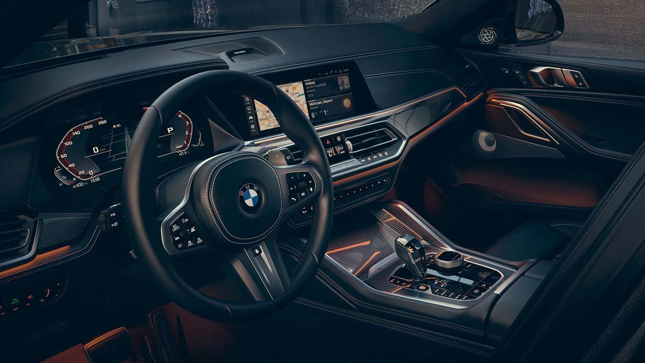 2020MY BMW X6