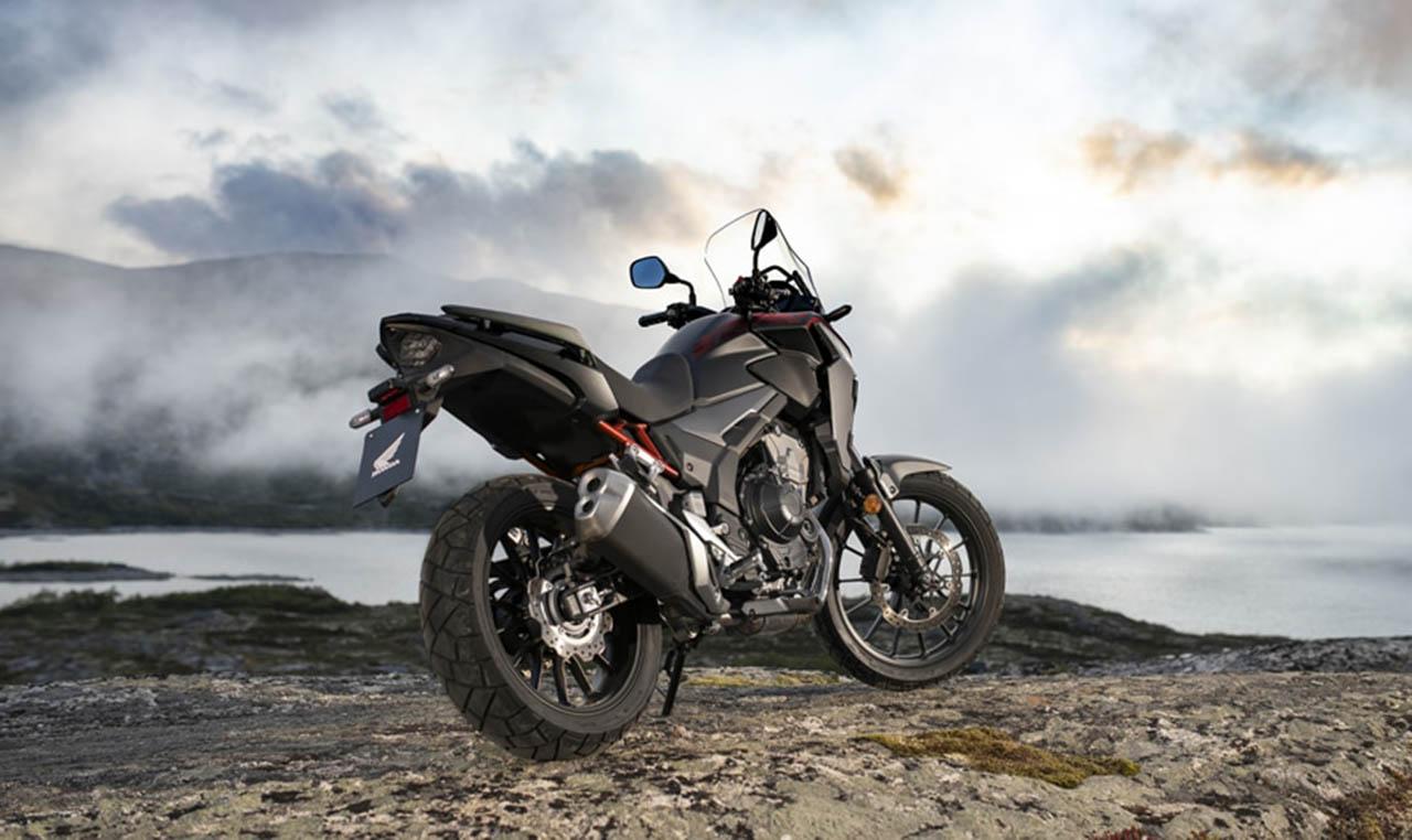 2020 Honda CB400X