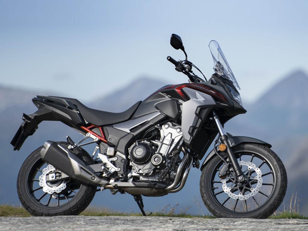 2020MY Honda CB400X