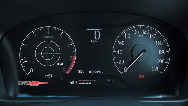 2020 Honda City hybrid