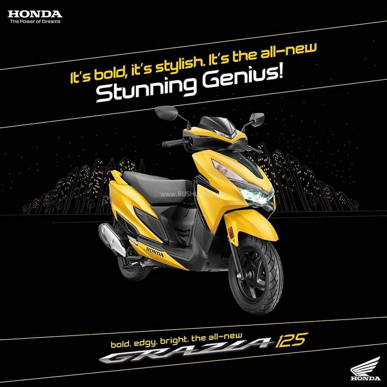 Honda Activa 125 based Grazia BS6 launch price Rs 11k more than BS4