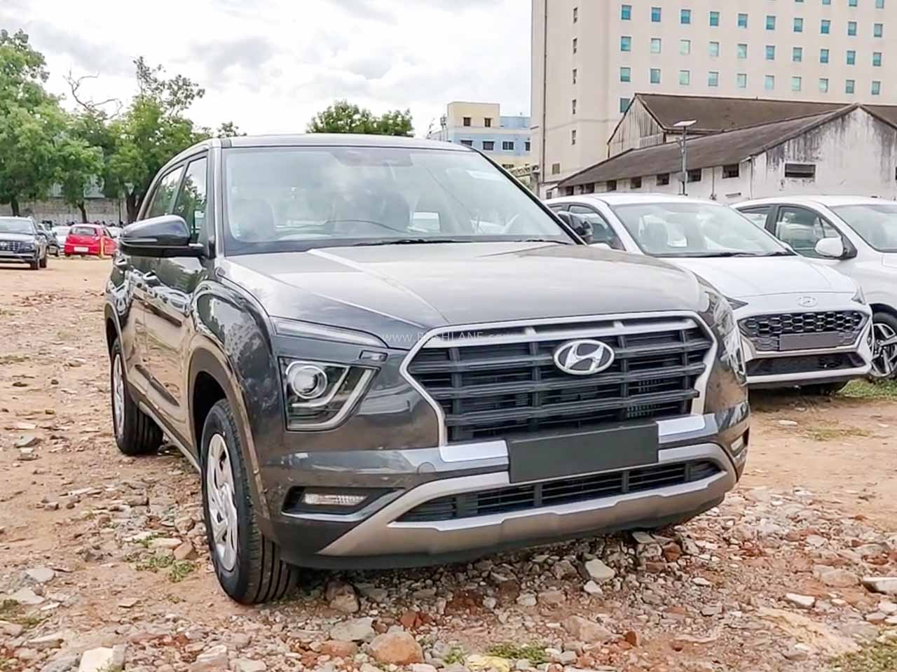 2020 Hyundai Creta E