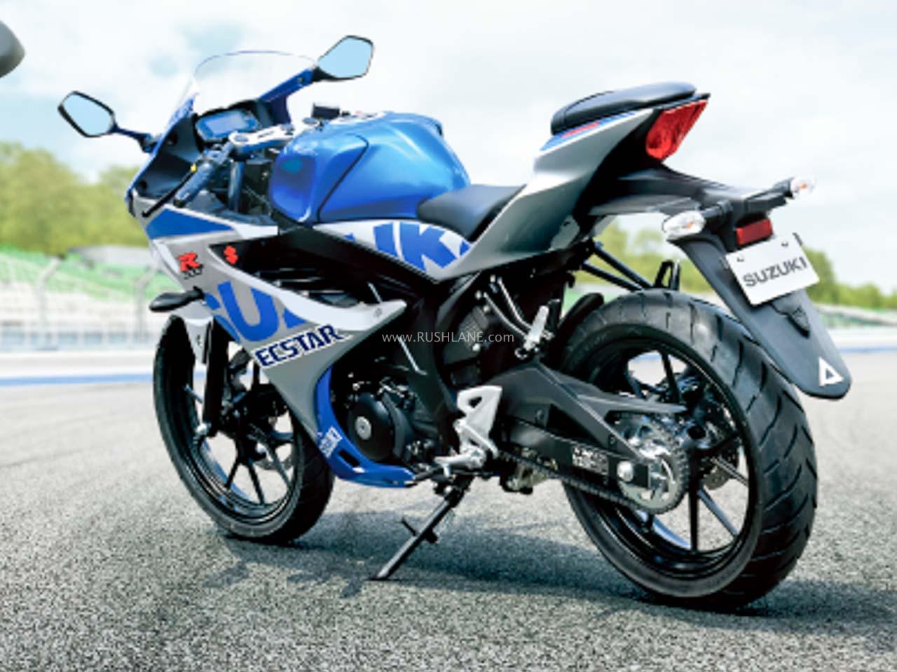 2020 Suzuki GSX-R125 MotoGP
