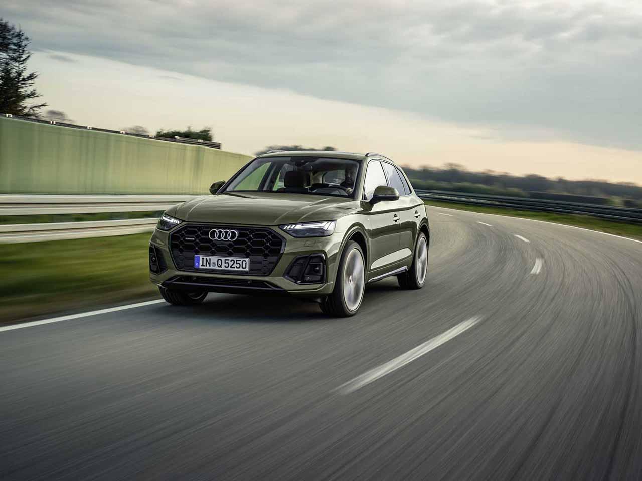 2021MY Audi Q5 facelift