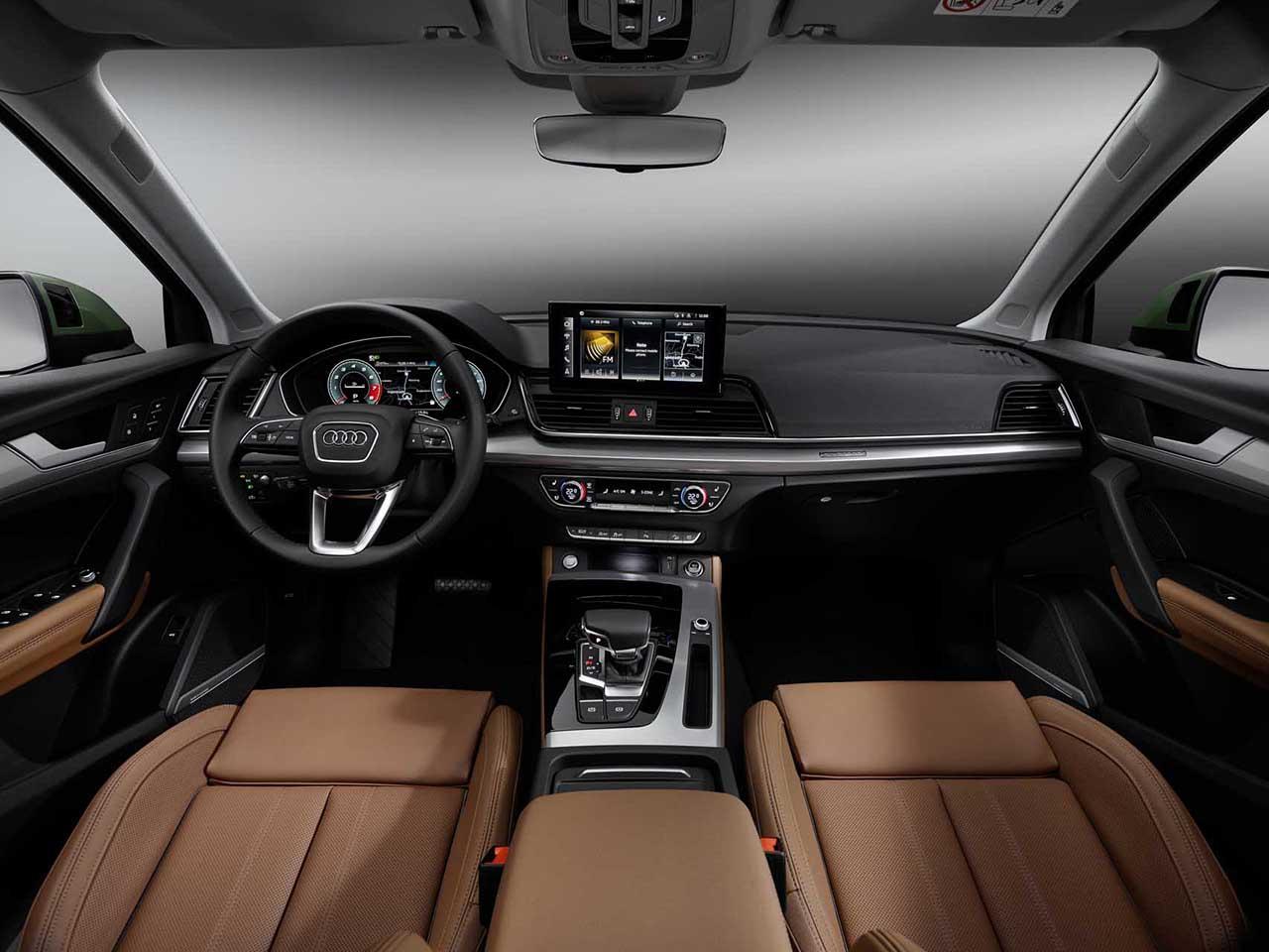2021 Audi Q5 interiors