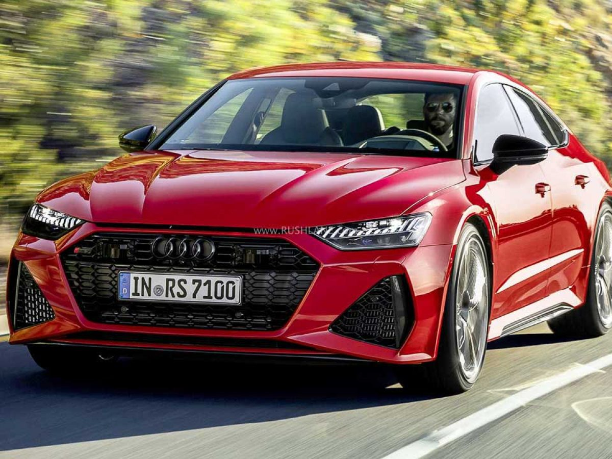 Audi Rs 7 Sportback India Launch Soon Bookings Open At Rs 10 Lakh
