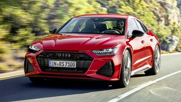 2021 Audi RS7 Sportback