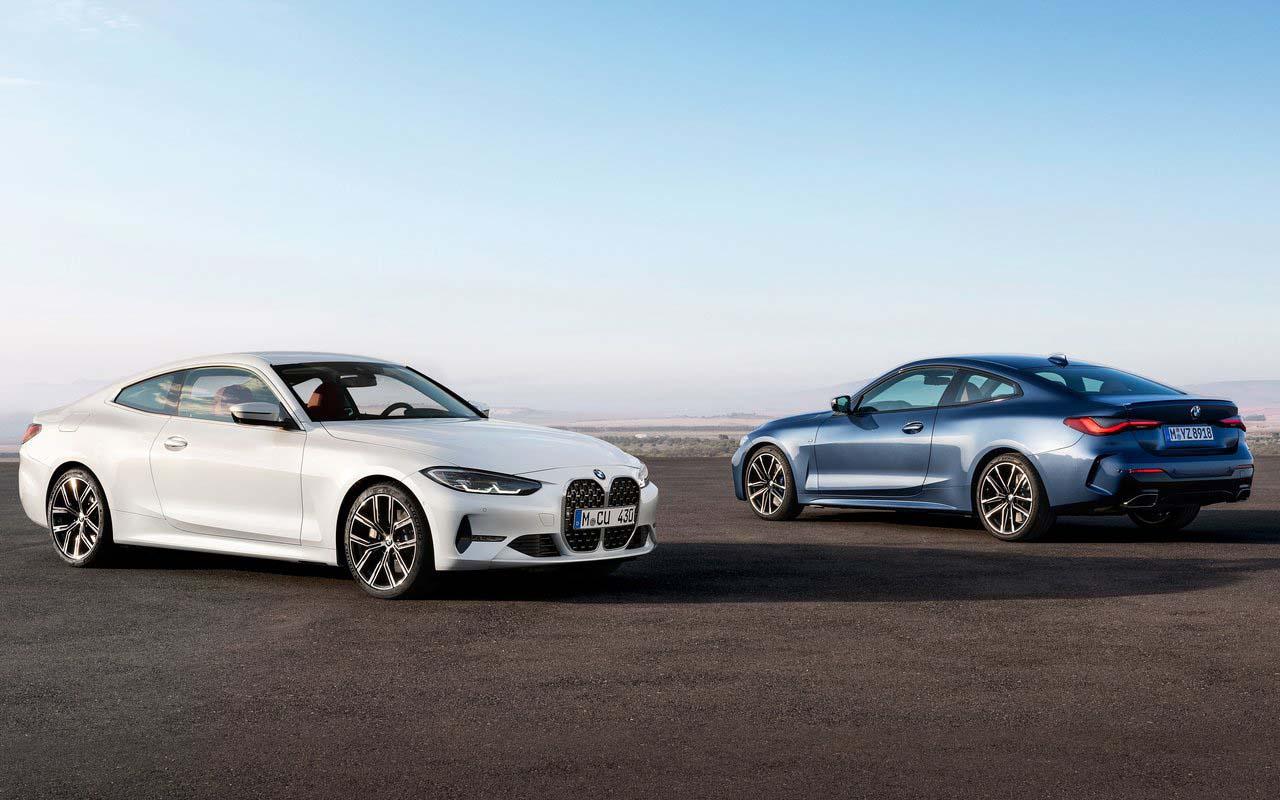 2021 G22 BMW 4 Series
