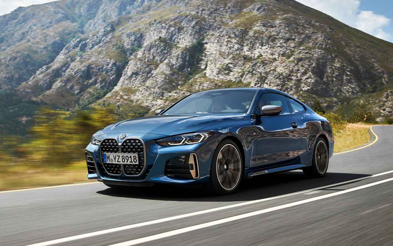 2021 BMW 4 Series (G22)