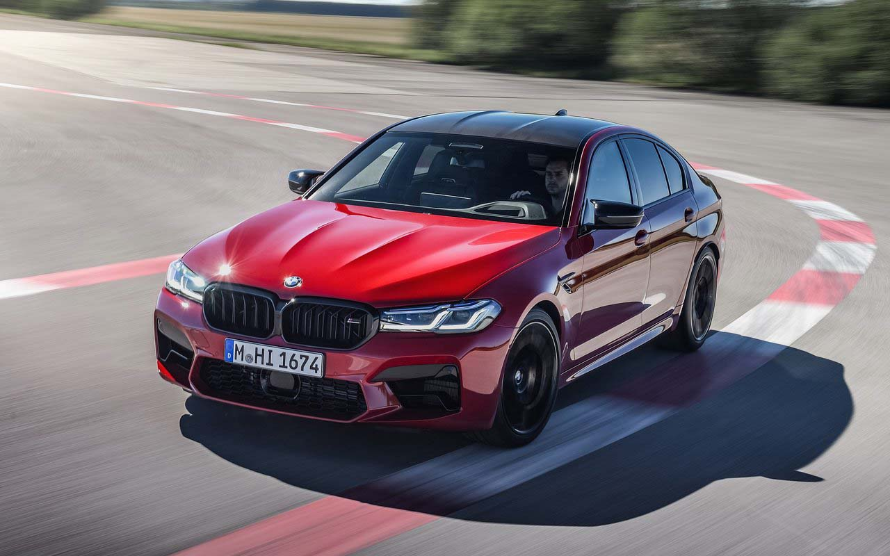 2021 Bmw M5 Debuts With Subtle Yet Significant Upgrades Video