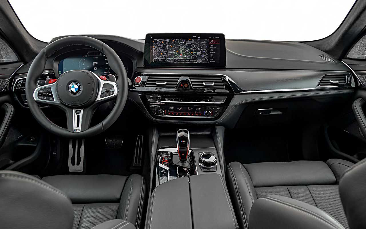 2021MY BMW M5 Competition