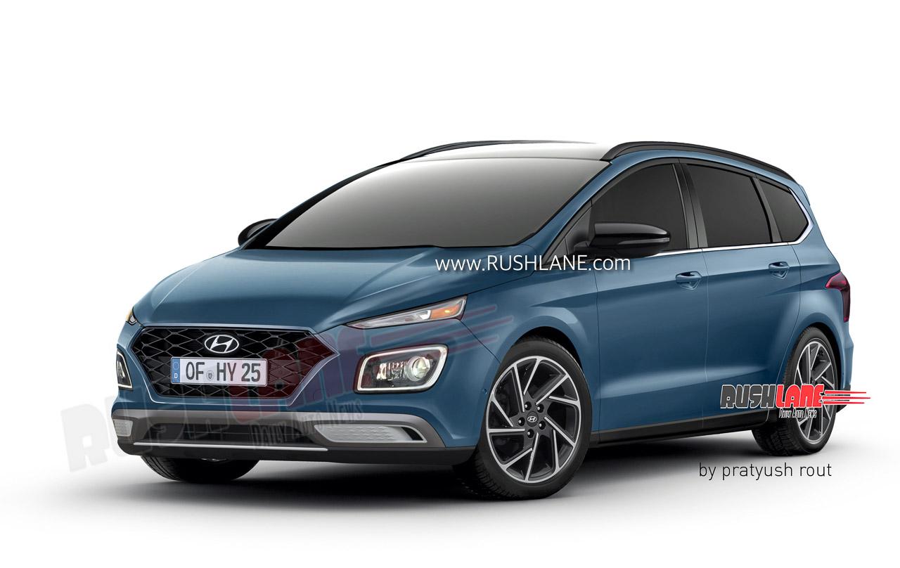 2021 Hyundai MPV
