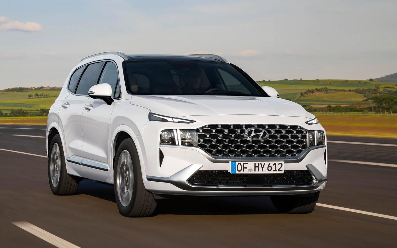 2021MY Hyundai Santa Fe