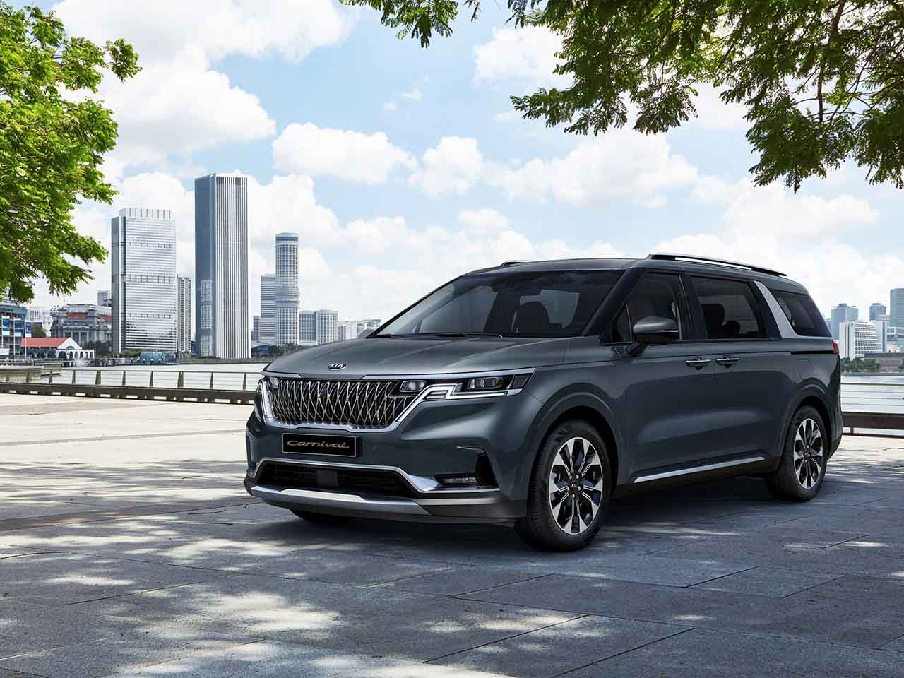 2021MY Kia Carnival (or Sedona)