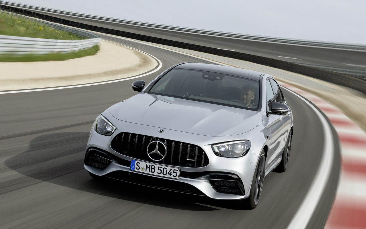 2021MY Mercedes-AMG E63 S