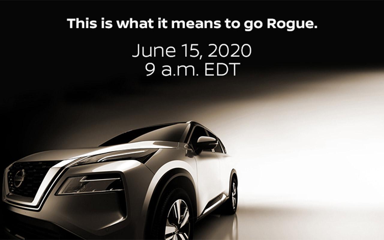 2021MY Nissan Rogue