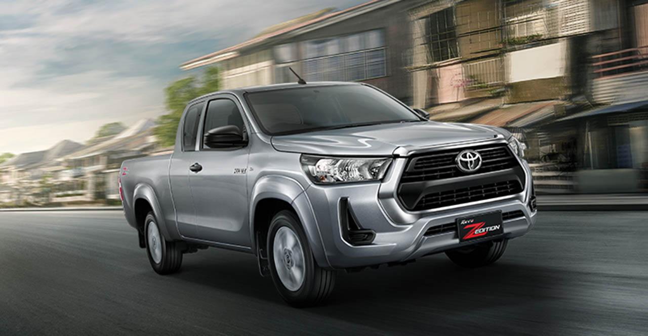 2021 Toyota Hilux Revo Z Edition