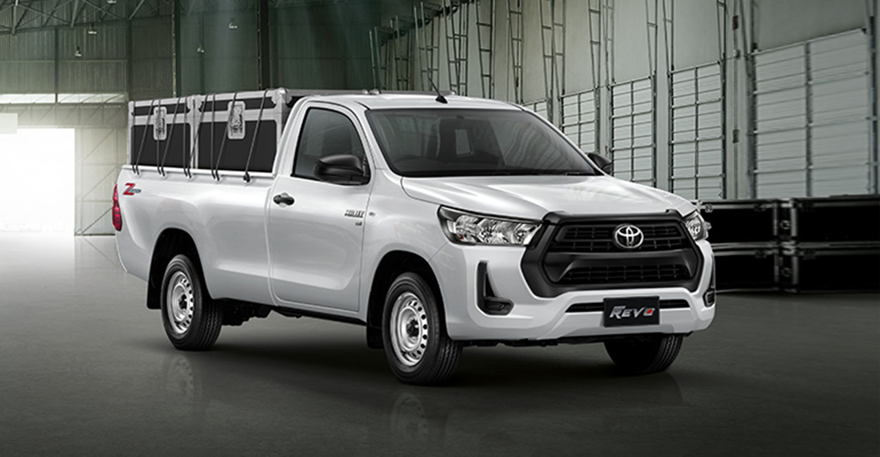 2021 Toyota Hilux Revo Standard