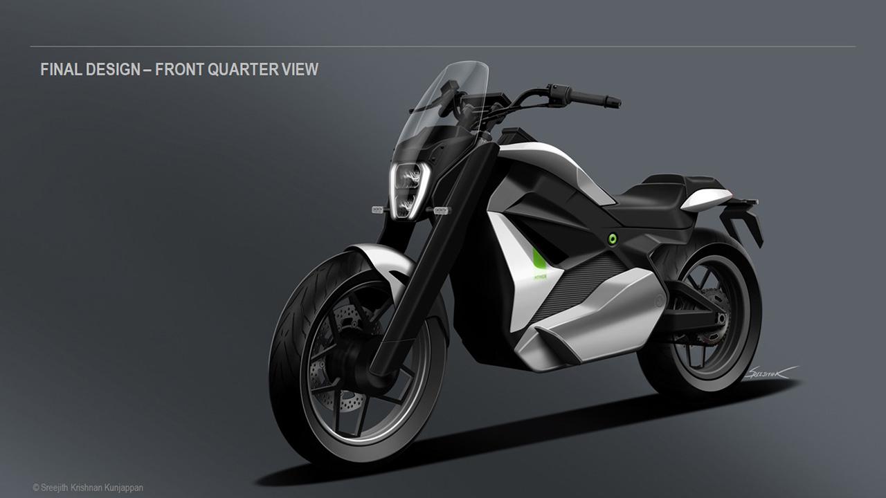 Ather Cruiser Concept