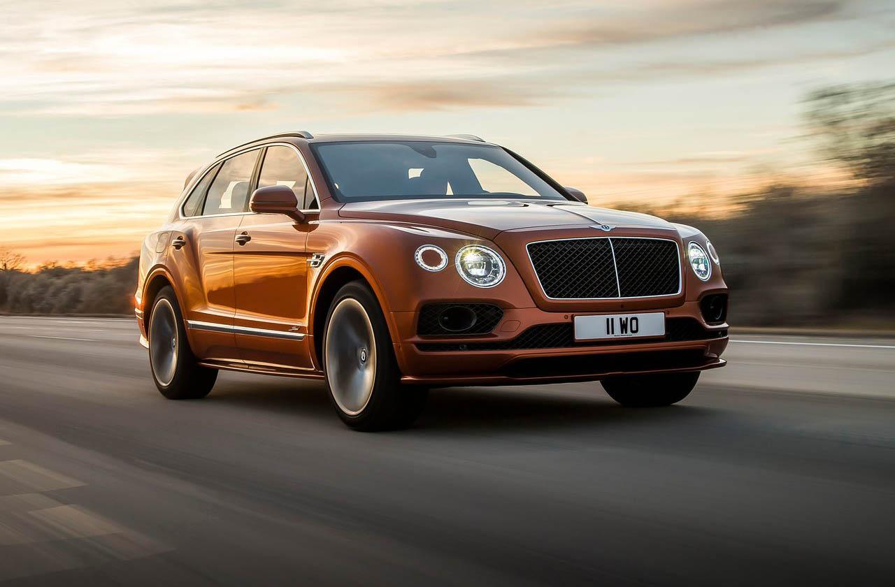 2020MY Bentley Bentayga Speed