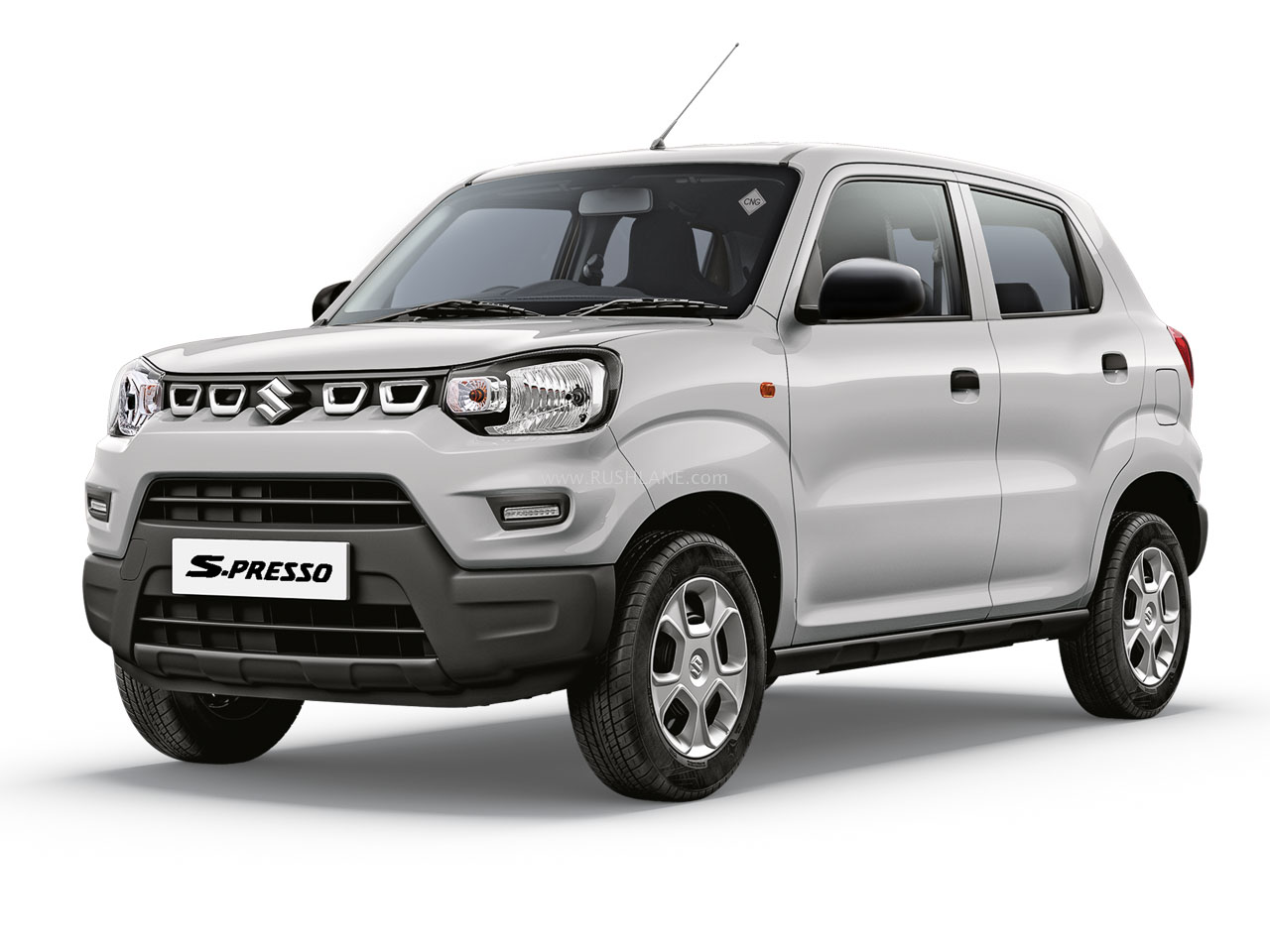 BS6 Maruti S-Presso CNG LXi, VXi launched – Price Rs 4.84 L onwards