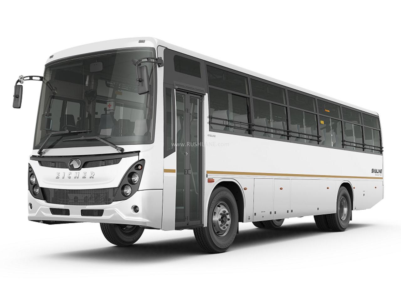 Eicher Bus