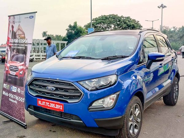 Ford EcoSport BS6