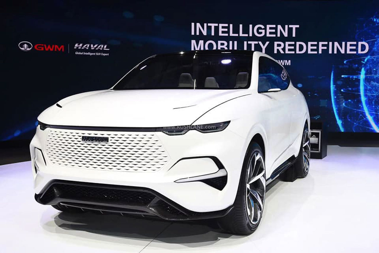 Great Wall Motor at Auto Expo in Feb 2020