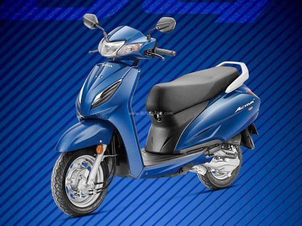 Honda Activa BS6