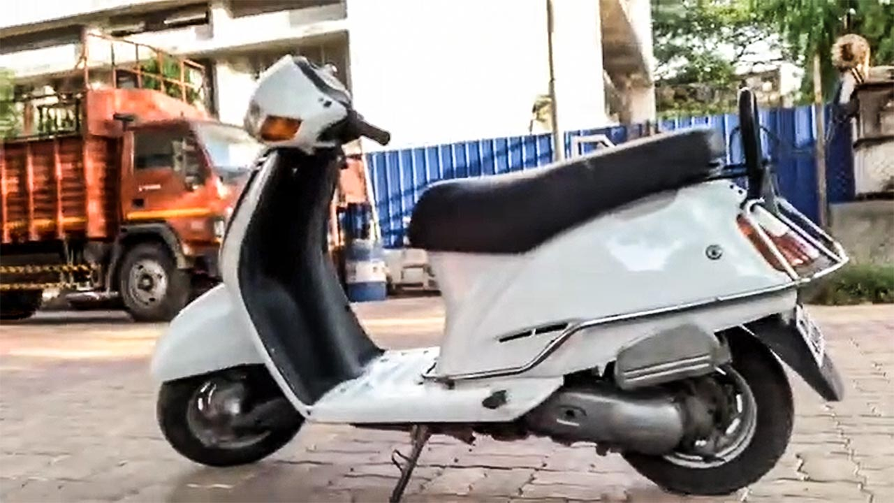 Honda Activa electric project